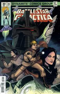Battlestar Galactica (Classic, 4th Series) #0A VF/NM; Dynamite   save on shippin