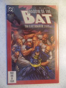 SHADOW OF THE BAT # 1