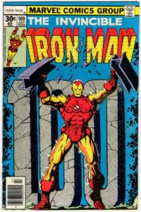 IRON MAN #100 (VG-)  *$3.99 Unlimited Shipping!*