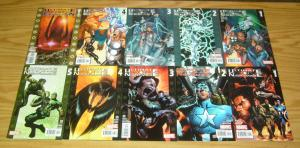 Ultimate Galactus Trilogy set of (14) VF/NM three complete series - warren ellis