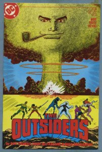 THE OUTSIDERS #2, VF/NM, Todd McFarlane, Roy Thomas, DC, 1985, more DC in store