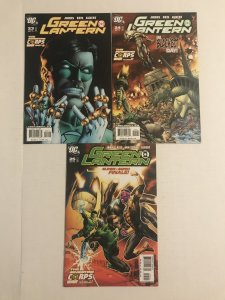 Green Lantern #23 - 25 Lot of 3— unlimited combined shipping !