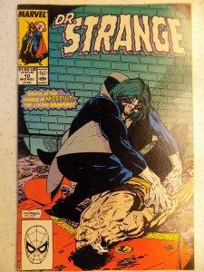 DOCTOR STRANGE SORCERER SUPREME # 10