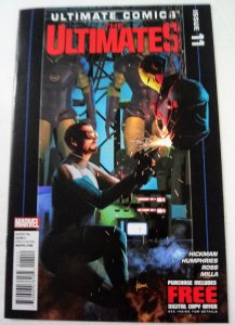 The Ultimates #11 (VF+) 2012 Marvel Comics 1¢ auction! No Reserve!