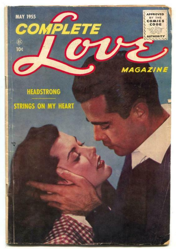 Complete Love Magazine Vol. 31 #2- 1st code issue- Headstrong VG