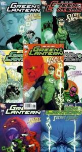 GREEN LANTERN (2005) 29-35 Secret Origin Johns/ Reisz