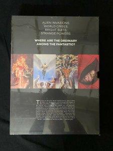The Marvels: The Platinum Edition hardcover still sealed