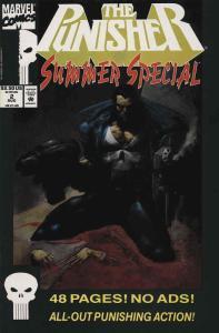 Punisher Summer Special #2 FN; Marvel | save on shipping - details inside