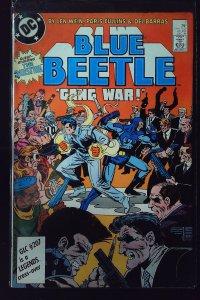 Blue Beetle #7 (1986)