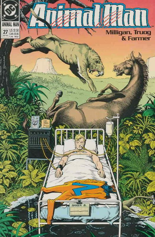 Animal Man #27 VF/NM; DC | save on shipping - details inside