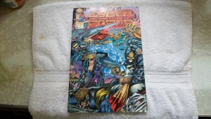 1993 IMAGE COMICS CYBERFORCE # 2 OF 4