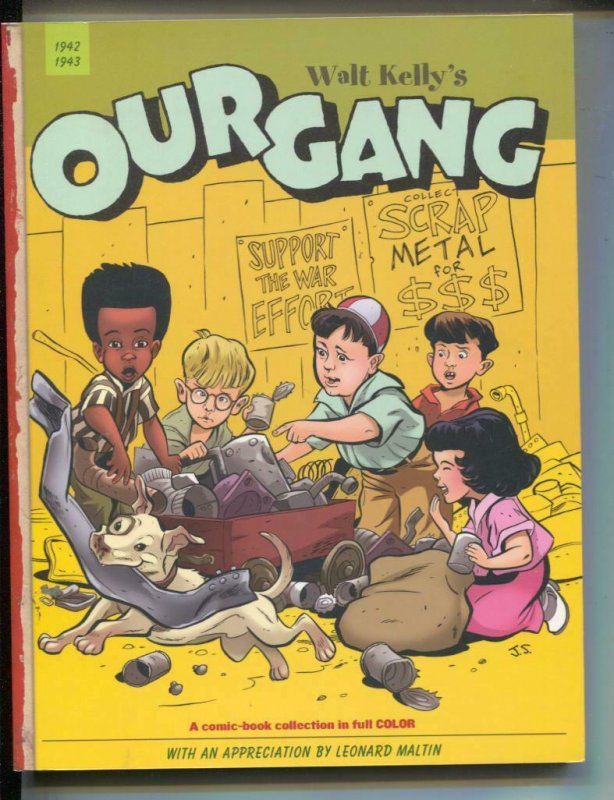 Our Gang 1942-1943-Walt Kelly-TPB-trade