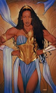 NUBIA AND THE AMAZONS #1 CVR C INC 1:25 JOSHUA SWAY SWABY CARD STOCK Pre-Order