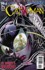 Catwoman (4th Series) #5 VF/NM; DC | save on shipping - details inside