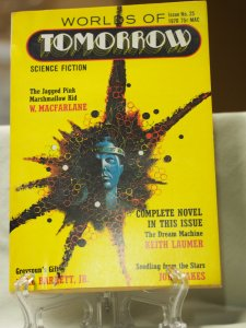 Worlds of Tomorrow Winter 1970 Issue #25