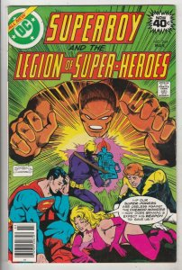 Superboy #249 (Mar-79) NM- High-Grade Superboy, Legion of Super-Heroes