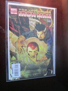 Invincible Iron Man (2008) #22B - 9.0+ - 2010
