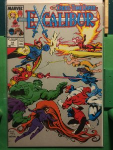 Excalibur #14 The Cross-Time Caper