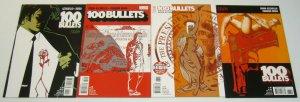 100 Bullets: Punch Line #1-4 VF/NM complete story - vertigo comics set lot 76-79