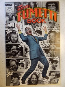The Marvel Fumetti Book #1 (1984)