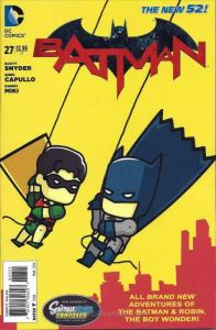 Batman (2nd Series) #27A VF/NM; DC | save on shipping - details inside