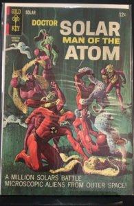 Doctor Solar, Man of the Atom #21 (1967)