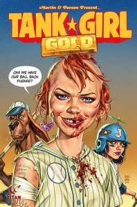 Tank Girl: Tank Girl Gold TPB #1 VF/NM; Titan | save on shipping - details insid