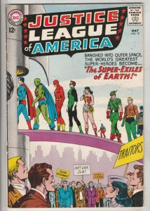 Justice League of America #19 (May-63) FN/VF+ High-Grade Justice League of Am...