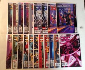 Ultimate X-men 1 2 25 34-36 51-59 61 62 Near Mint Lot Set Run 20 Books