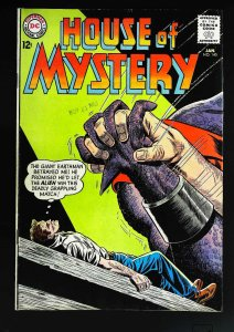 House of Mystery (1951 series) #140, Fine- (Actual scan)