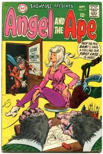 Showcase Comics #77 1968- 1st Angel and the Ape VG