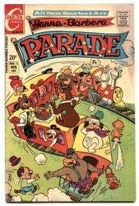 Hanna-Barbera Parade #2 1971-Charlton-Flintstones VG+