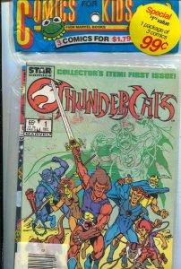 ThunderCats-Muppet Babies- Marvel Comics 3-Pak Thunder Cats #1-Muppet Babies ...