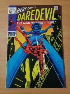 Daredevil #48 ~ VERY FINE - NEAR MINT NM ~ 1969 Marvel Comics