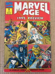 Marvel Age Preview #2 (1992)