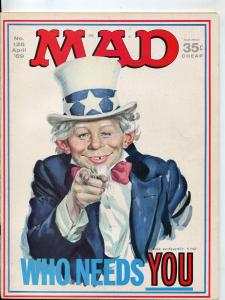 Mad-Magazine-#138-Oct-1970-Mort Drucker-Don Martin-David Berg
