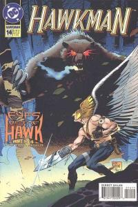 Hawkman (1993 series) #14, NM (Stock photo)