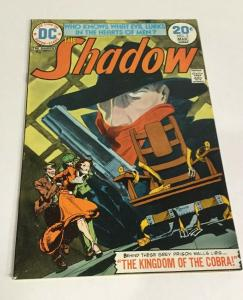 The Shadow 3 Fn Fine 6.0 DC Comics Bronze Age