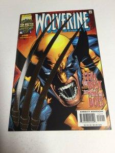 Wolverine 145 Nm- Near Mint- Marvel Comics
