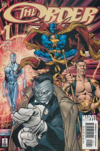 Order, The #1 VF/NM; Marvel | save on shipping - details inside