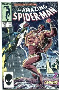 AMAZING SPIDER-MAN #293 1987-MARVEL COMICS NM