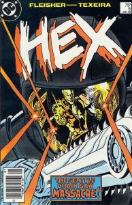 Hex #5 VF/NM; DC | save on shipping - details inside