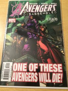 The Avengers #502 Disassembled