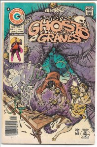 The Many Ghosts of Doctor Graves, #57 June, 1976 (VF)