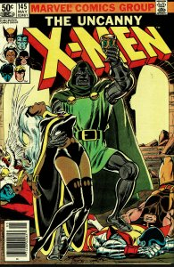X-Men #145 - 9.2 or Better - Old X-Men Appearance