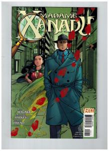 Madame Xanadu # 22 VF DC Vertigo Comic Book Matt Wagner Amy Reeder Hadley S74