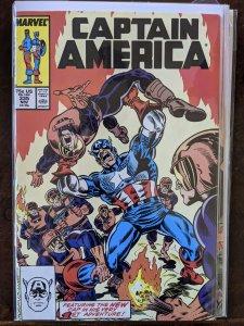 Captain America #335 (1987)