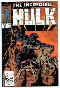 Incredible HULK #357, VF/NM, Grey, Bruce Banner, 1968 1989, more Marvel in store