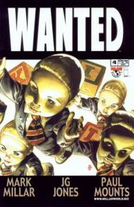 Wanted (2003 series) #4, NM (Stock photo)