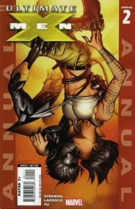 Ultimate X-Men (2001 series) Annual #2, VF+ (Stock photo)
